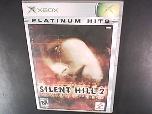 Xbox Silent Hill 2 Restless Dreams Rp