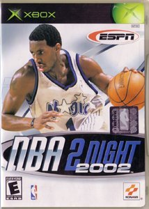 Xbox Espn Nba 2 Night 2002 Rp