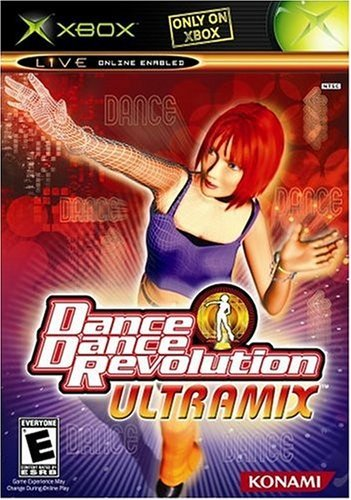 Xbox Dance Dance Revolution Ultrami