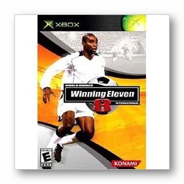 Xbox World Soccer Winning 11 8 International