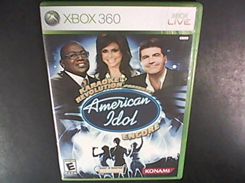 Xbox 360 Karaoke Revolution Presents American Idol