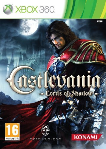 Xbox 360 Castlevania Lords Of Shadow