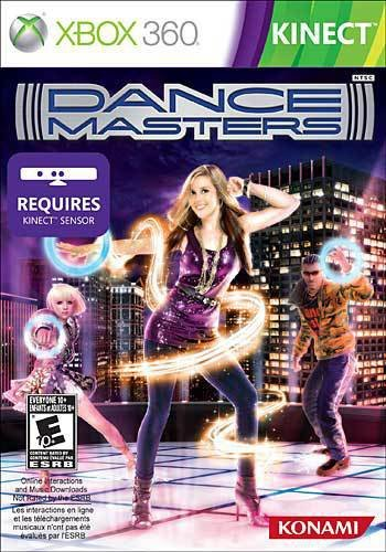 X360 Kinect Dancemasters