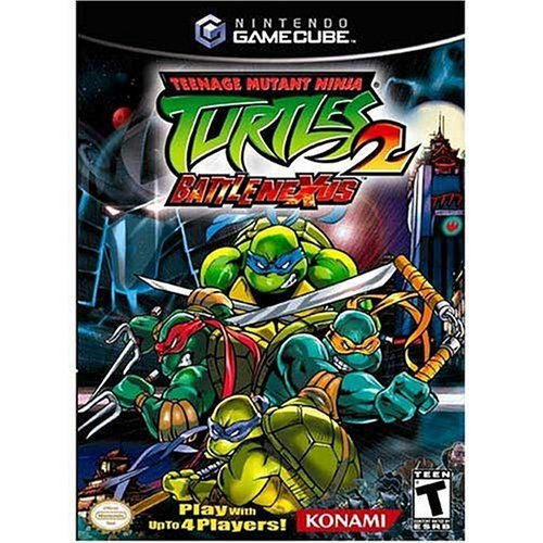 Cube Tmnt 2 Teenage Mutant Ninja Turtles