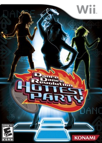 Wii Ddr Hottest Party (software On E10