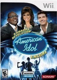 Wii Karaoke Revolution Presents American Idol Encore