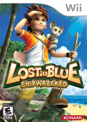 Wii Lost In Blue Shipwrecked