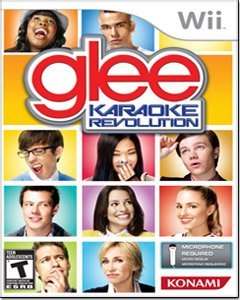 Wii Karaoke Revolution Glee Software Only