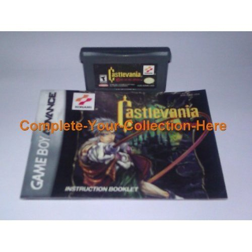 Gba Castlevania Circle Of The Moon Rp