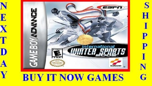 Gba Espn Winter Sports 2002