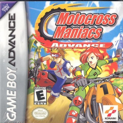 Gba Motocross Maniacs Advance