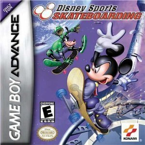 Gba Disney Sports Skateboarding