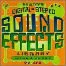 Ultimate Sound Effects Library Nature & Animals Ultimate Sound Effects Library