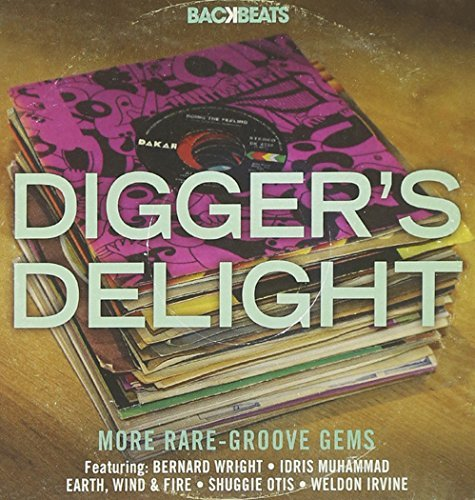 Backbeats Diggers Delight Mor Backbeats Diggers Delight Mor Import Gbr