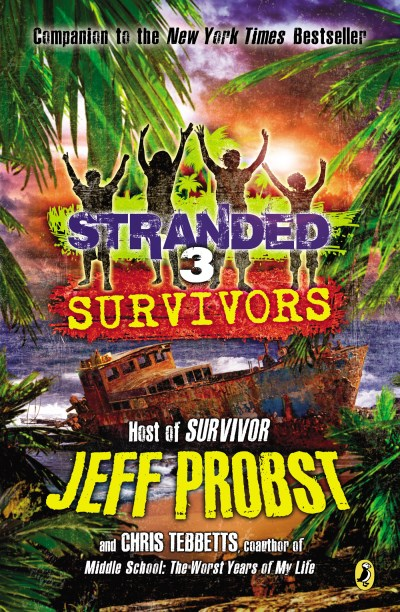 Jeff Probst Survivors Stranded #3
