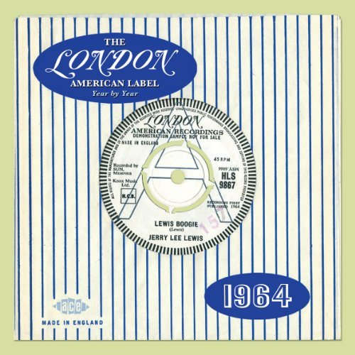 London American Label 1964 London American Label 1964 Import Gbr