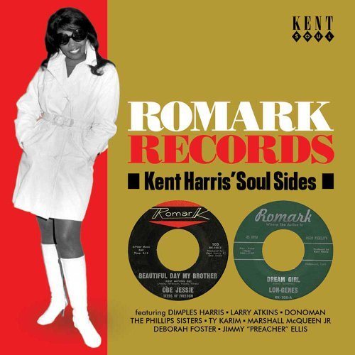 Romark Records Kent Harris' So Romark Records Kent Harris' S Import Gbr