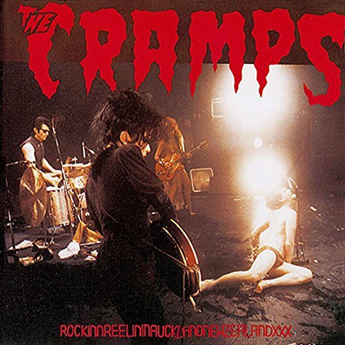 Cramps Rockinnreelininaucklandnewzeal Import Gbr