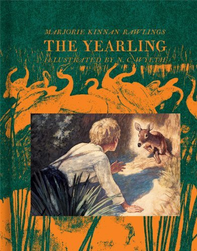 Marjorie Kinnan Rawlings The Yearling