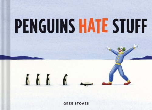 Greg Stones Penguins Hate Stuff