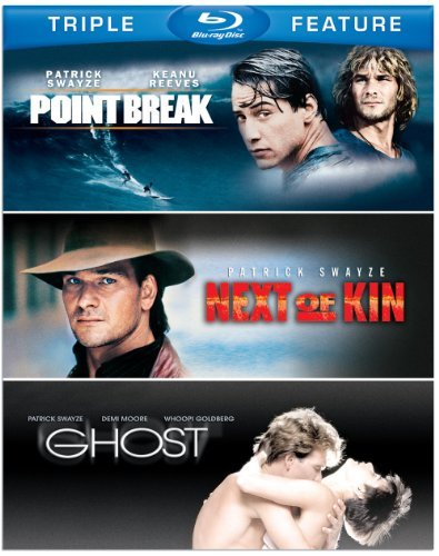 Ghost Point Break Next Of Kin Swayze Patrick Blu Ray Ws Nr