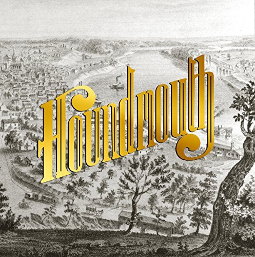 Houndmouth From The Hills Below The City Incl. Digital Download