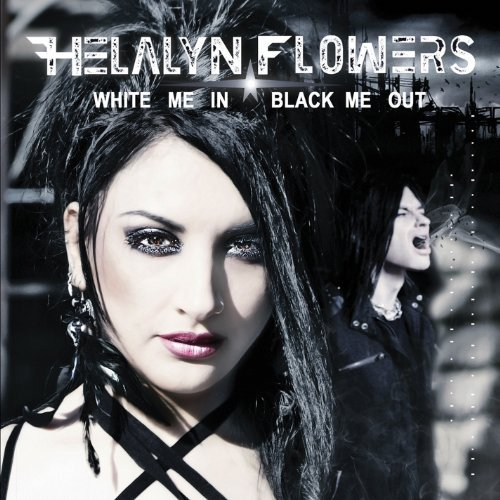 Helalyn Flowers White Me In Black Me Out