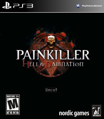 Ps3 Painkiller Hell & Damnation Nordic Games Na Inc.