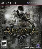 Ps3 Arcania The Complete Tale Nordic Games Na Inc. T