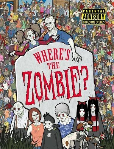Michael O'mara Books Where's The Zombie?