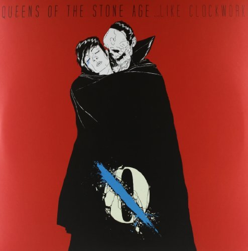 Queens Of The Stone Age Like Clockwork 180gm Vinyl 2 Lp Deluxe Ed.