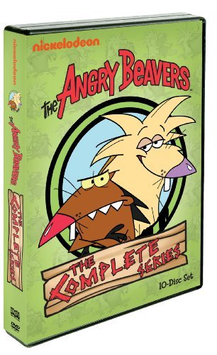 Angry Beavers Complete Series DVD Nr