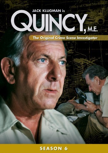 Quincy Me Season 6 DVD Nr