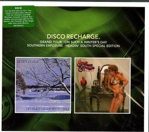 Grand Tour Southern Exposure Disco Recharge On Such A Wint 2 CD
