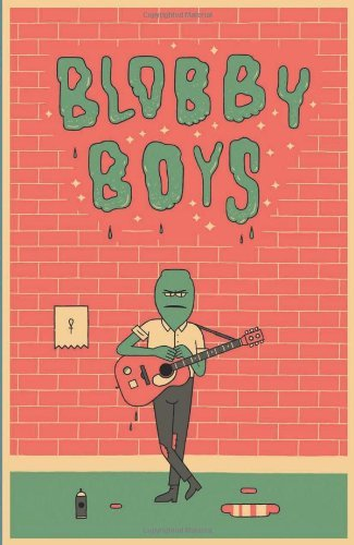Alex Schubert Blobby Boys