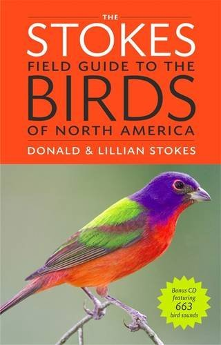 Donald Stokes The Stokes Field Guide To The Birds Of North Ameri