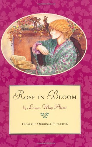 Louisa May Alcott Rose In Bloom Uniform