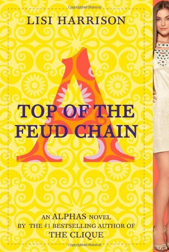 Lisi Harrison Top Of The Feud Chain
