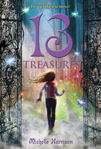 Michelle Harrison 13 Treasures