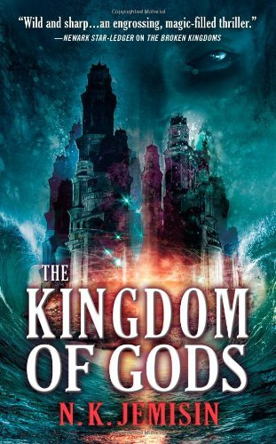 N. K. Jemisin The Kingdom Of Gods