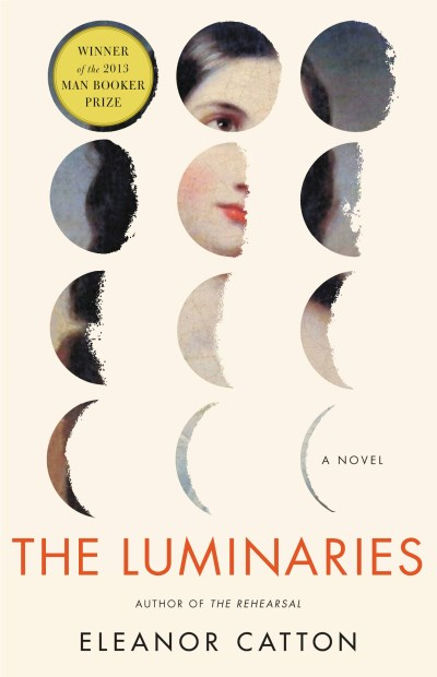 Eleanor Catton The Luminaries