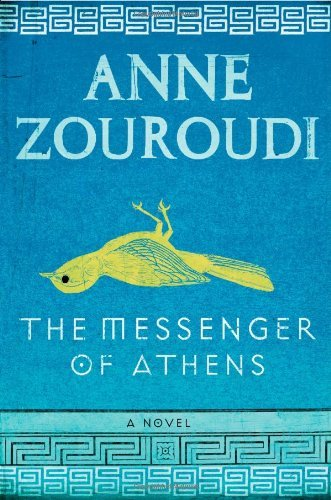 Anne Zouroudi Messenger Of Athens The