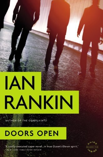 Ian Rankin Doors Open