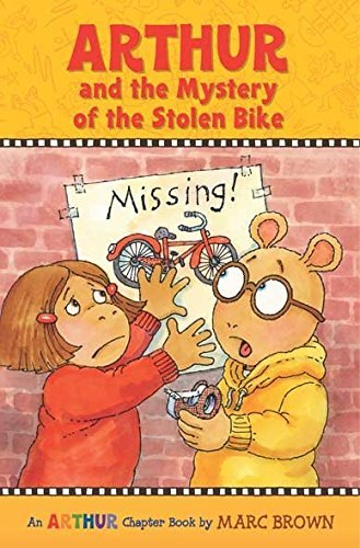 Marc Brown Arthur And The Mystery Of The Stolen Bike