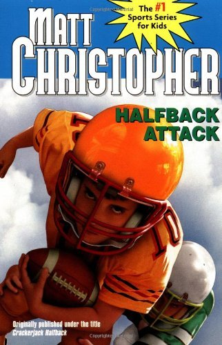 Matt Christopher Halfback Attack