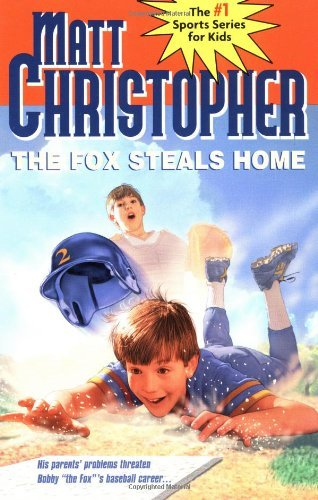 Matt Christopher The Fox Steals Home