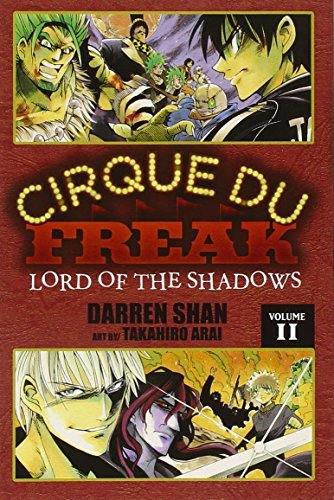 Darren Shan Cirque Du Freak Volume 11 Lord Of The Shadows