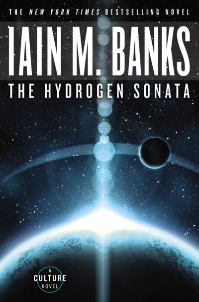 Iain M. Banks The Hydrogen Sonata