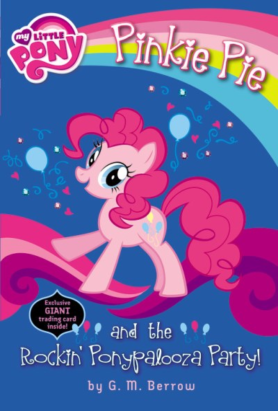 G. M. Berrow Pinkie Pie And The Rockin' Ponypalooza Party!