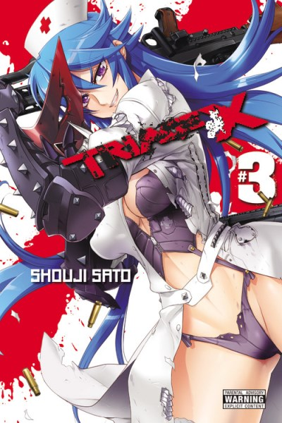 Shaoji Satao Triage X Vol. 3